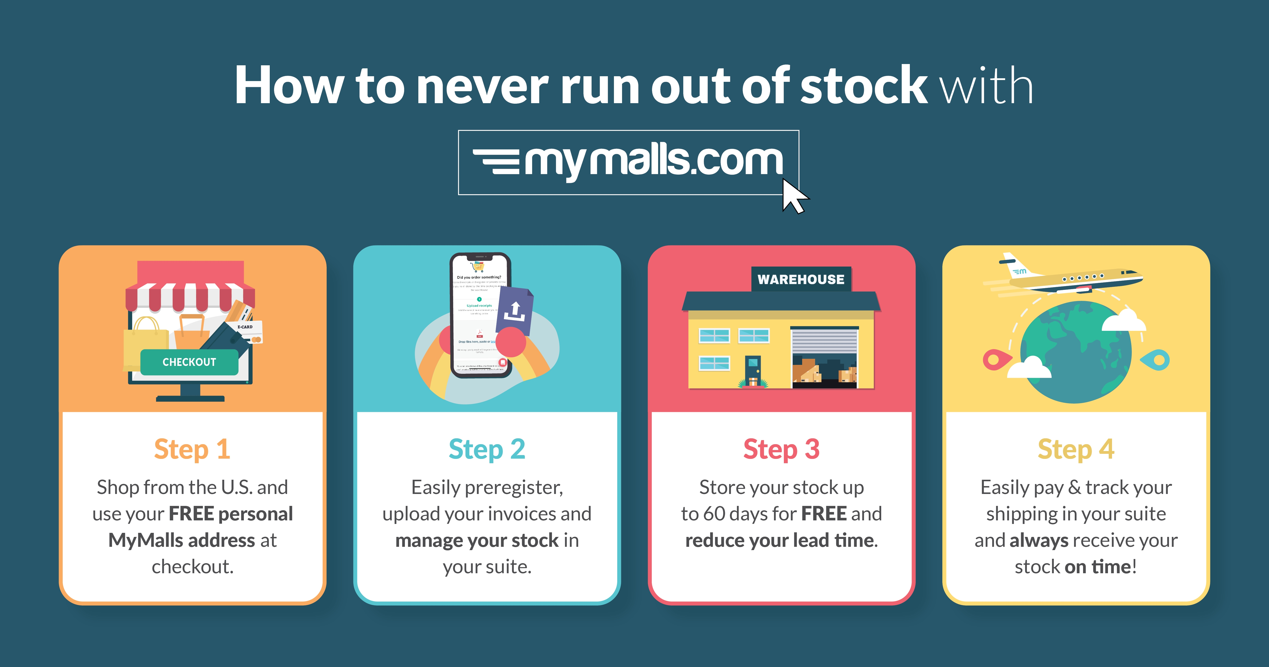 MyMalls for Businesses