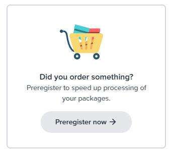 Start Package Preregistration