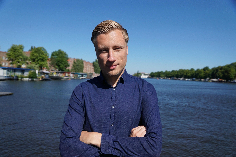 Photo of Koen Strijbos